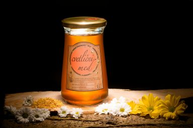 FLOWER HONEY 900g