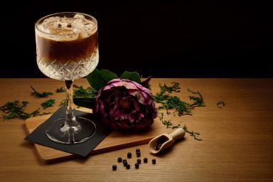 GIN AND COFFEE